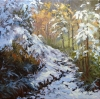 First Snow by Ginger Whellock